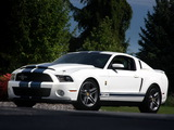Photos of Shelby GT500 Patriot Edition 2009