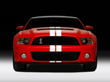 Photos of Shelby GT500 SVT 2010–12