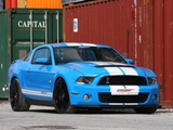 Photos of Geiger Shelby GT500 2010