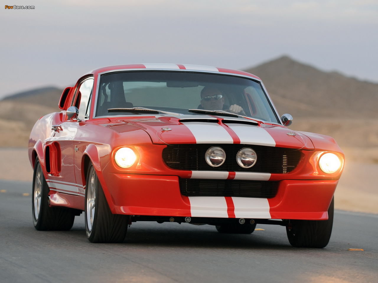 Photos of Classic Recreations Shelby GT500CR 2010 (1280 x 960)