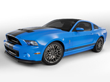 Photos of Shelby GT500 SVT 2012