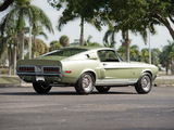 Pictures of Shelby GT500 1968