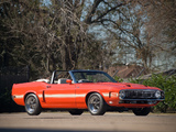 Pictures of Shelby GT500 Convertible 1969