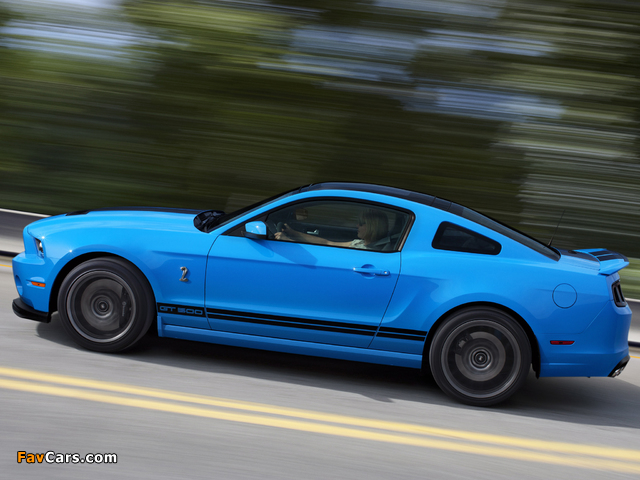Pictures of Shelby GT500 SVT 2012 (640 x 480)