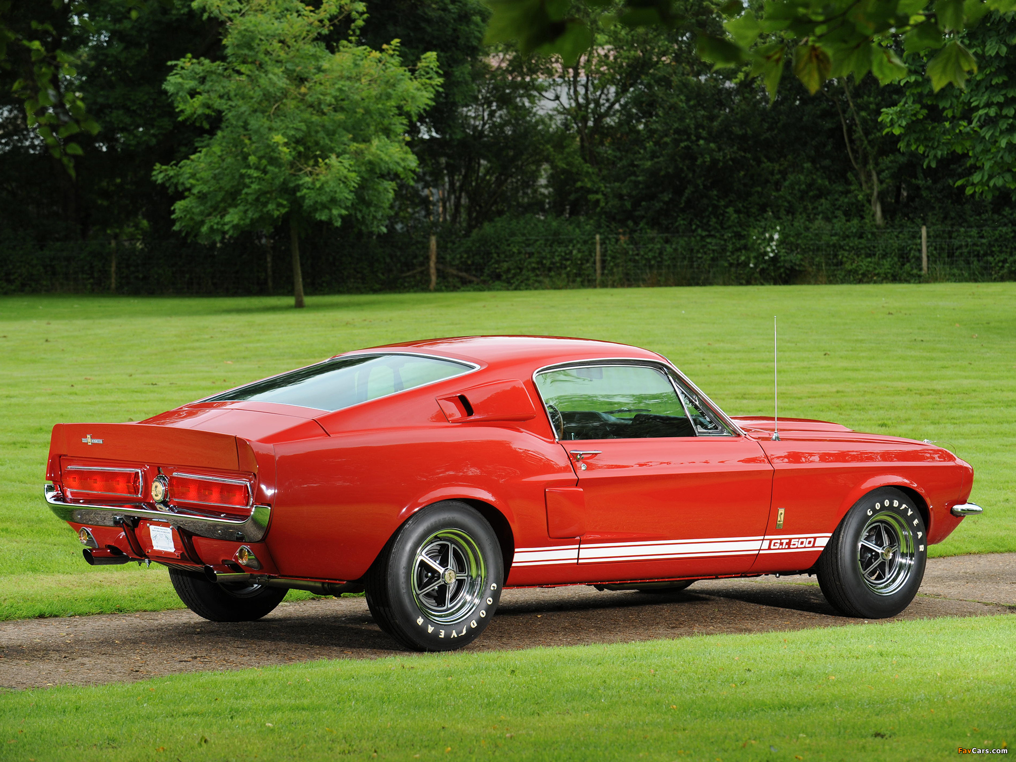 Shelby GT500 1967 pictures (2048 x 1536)