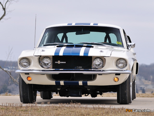 Shelby GT500 Super Snake 1967 wallpapers (640 x 480)