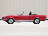 Shelby GT500 Convertible 1968 photos