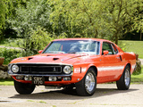 Shelby GT500 1969–70 photos