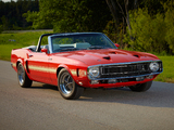 Shelby GT500 Convertible 1969 pictures