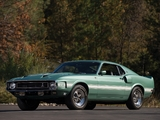 Shelby GT500 1969–70 wallpapers