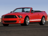 Shelby GT500 Convertible 2005–08 pictures