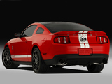 Shelby GT500 SVT 2010–12 images
