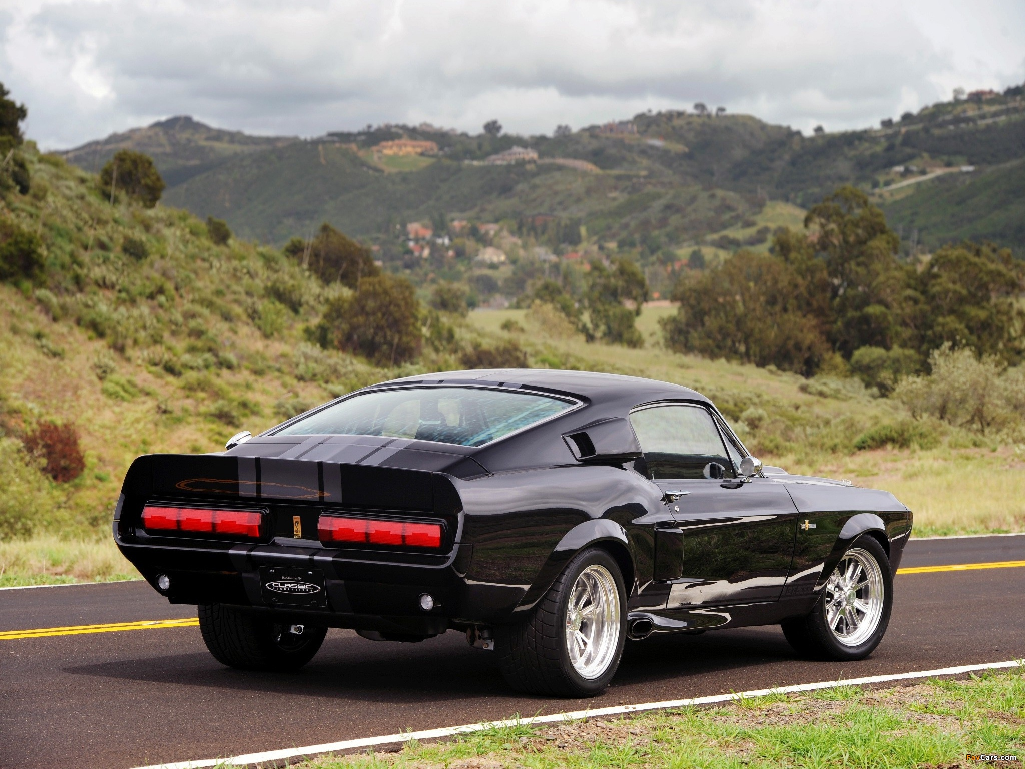 Classic Recreations Shelby GT500CR 2010 pictures (2048 x 1536)
