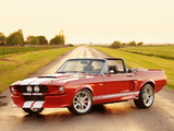 Classic Recreations Shelby GT500CR Convertible 2012 images
