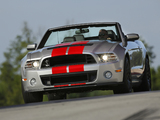 Shelby GT500 SVT Convertible 2012 pictures