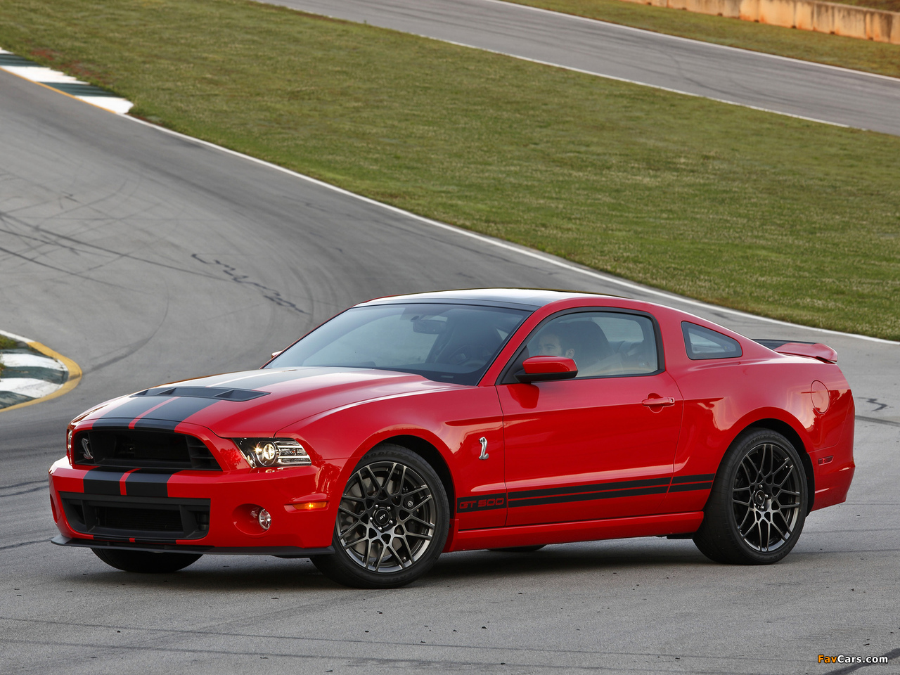 Shelby Gt500 Svt 2012 Wallpapers 1280x960