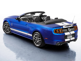 Shelby GT500 SVT Convertible 2012 wallpapers