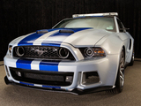 Mustang GT Need For Speed 2014 pictures