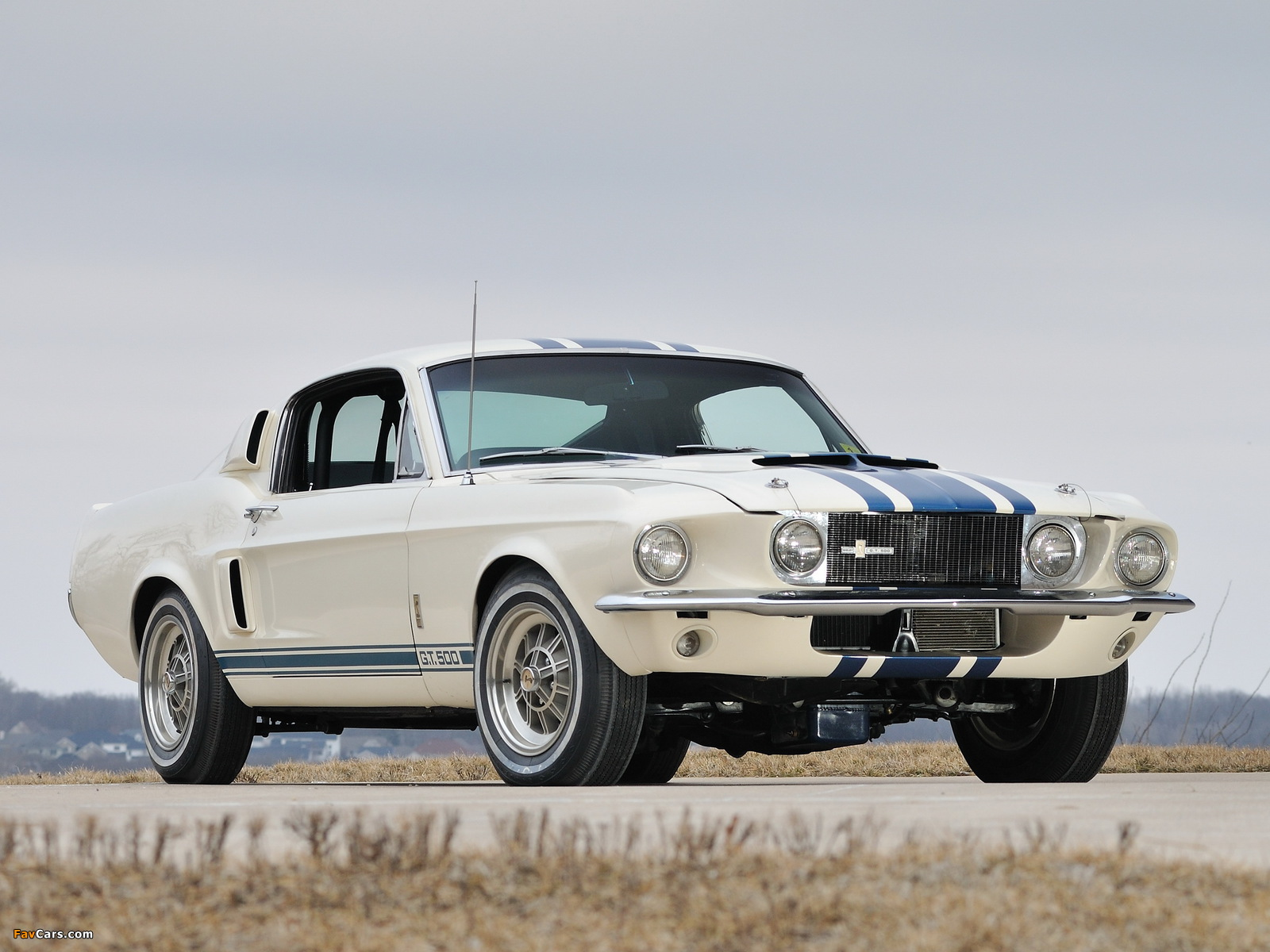 Shelby GT500 Super Snake 1967 wallpapers (1600 x 1200)