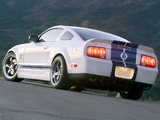 Hennessey Shelby GT500 2005–08 wallpapers