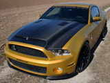 Pictures of Geiger Shelby GT640 Golden Snake 2011