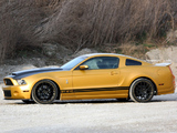 Geiger Shelby GT640 Golden Snake 2011 photos