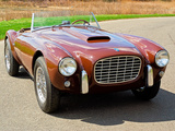 Siata 208S Barchetta 1953 photos