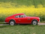 Siata Daina SL Sport Berlinetta by Boano 1952 pictures
