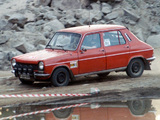 Simca 1100 Rallye photos
