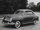 Pictures of Simca Aronde Grand Large (9) 1953–55