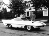Pictures of Simca Special Concept 1958