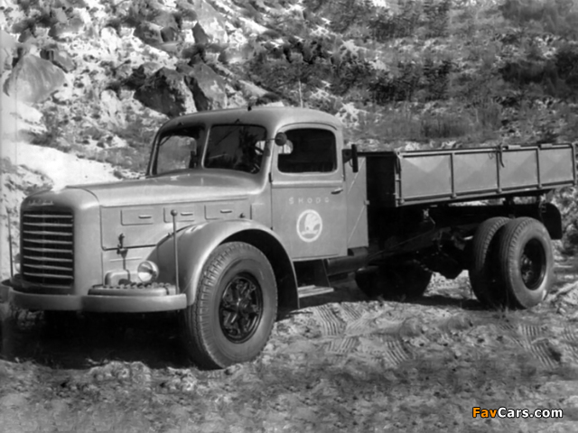 Škoda 706R 1934–45 pictures (640 x 480)