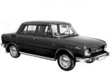 Škoda 100 (Type 722) 1969–77 pictures