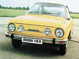 Škoda 110 R (Type 718-K) 1970–80 wallpapers