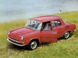 Photos of Škoda 1000 MB (710) 1966–69