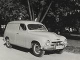 Škoda 1201 Van (Type 980) 1955–61 pictures