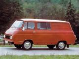 Pictures of Škoda 1203 Com (997) 1968–81