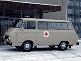 Škoda 1203 Ambulance (997) 1968–81 pictures