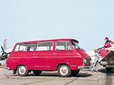 Škoda 1203 Minibus (Type 997) 1968–81 pictures