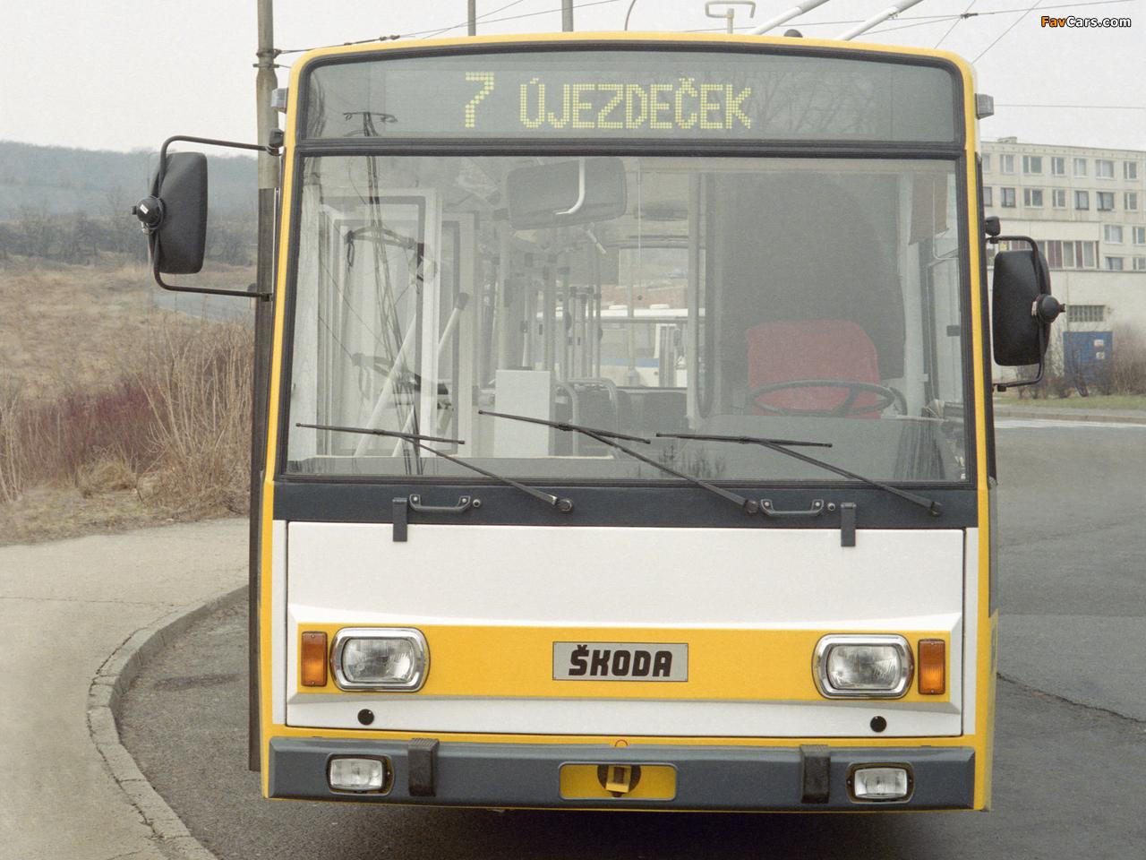 Images of Škoda 14Tr 1982–97 (1280 x 960)