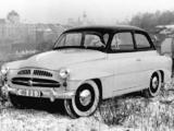 Škoda 440 Spartak Prototype 1953 pictures