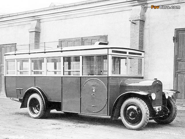 Škoda 505 1929–33 pictures (640 x 480)