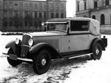 Images of Škoda 633 Cabriolet 1931–33