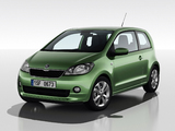 Images of Škoda Citigo 3-door 2011