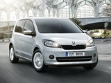 Photos of Škoda Citigo 5-door 2012