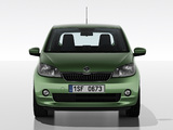 Škoda Citigo 3-door 2011 wallpapers