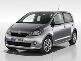 Škoda Citigo 5-door 2012 images