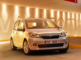 Škoda Citigo 5-door 2012 pictures