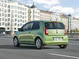 Škoda Citigo 3-door 2012 wallpapers