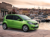 Škoda Citigo 5-door 2017 wallpapers